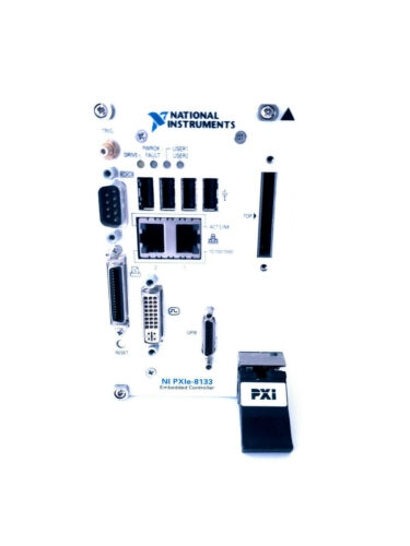 *USA* National Instruments NI PXIe-8133 1.73 GHz Quad-Core PXI Exp. Controller