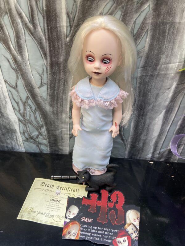 Simone Living Dead Doll