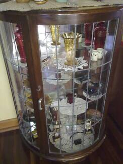 LEAD LIGHT HALF ROUND CABINET SHELVES Largs Bay Port Adelaide Area Preview