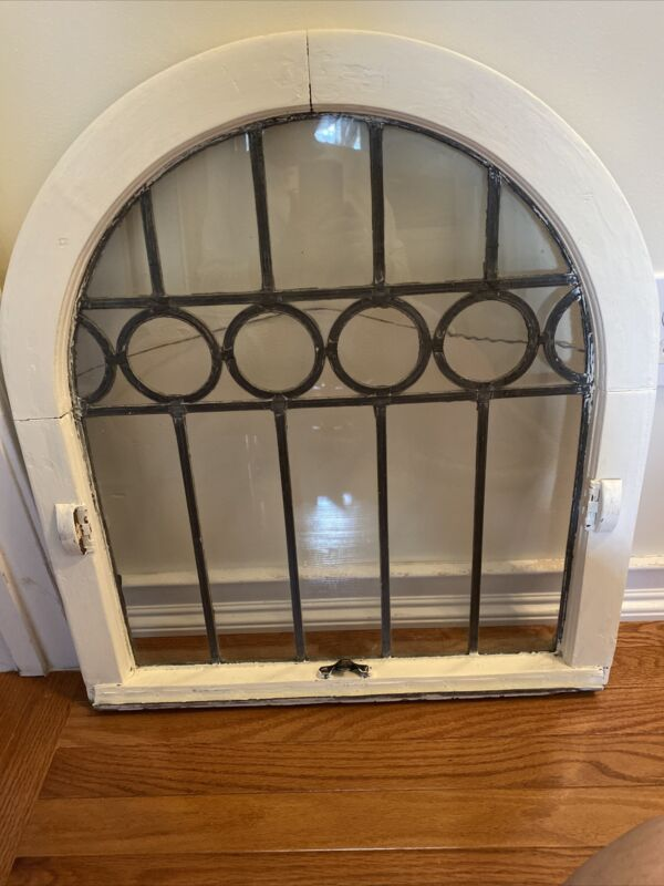 Vintage/Antique Wood Window