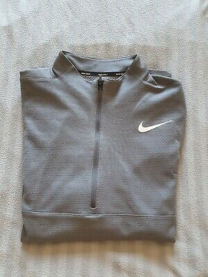 Nike Golf Aeroreact Mid Layer Jumper Pullover XL