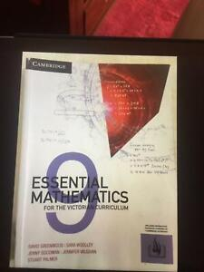 Essential Mathematics 9