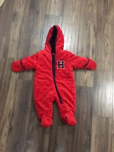 Tommy Hilfiger Baby Winter Suit 6-9 months