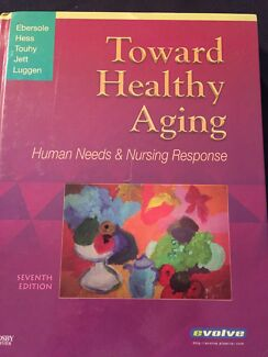 Toward Healthy Aging Seventh edition