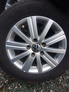 5x112 vw alloy wheels