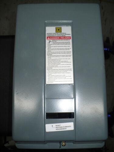Square D 8911DPSG53V14 Motor Starter, 600 VAC, New