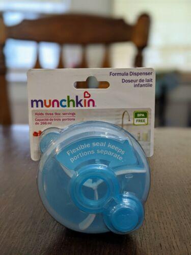 Munchkin Baby Milk Powder Container Formula Dispenser Feeding Snack Box BPA-Free