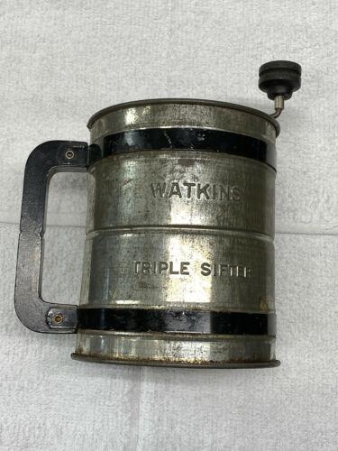 Watkins Baking Triple Sifter