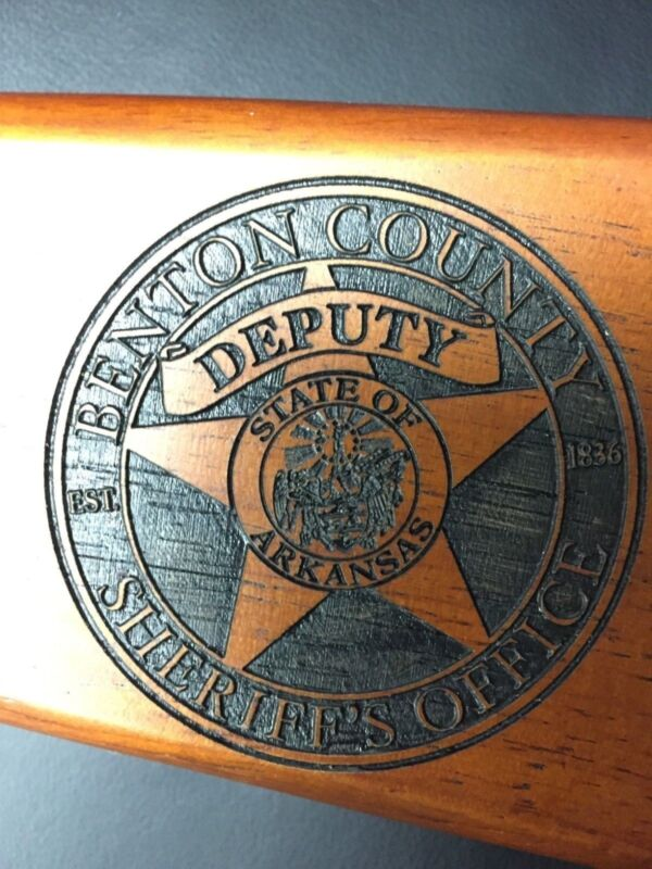 Benton County Arkansas Sheriff Red Ryder