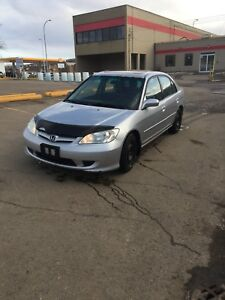 2005 honda civic *well maintained*