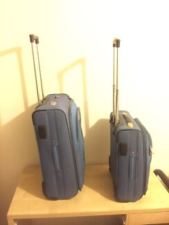 Luggage in good condition ( only big one available)