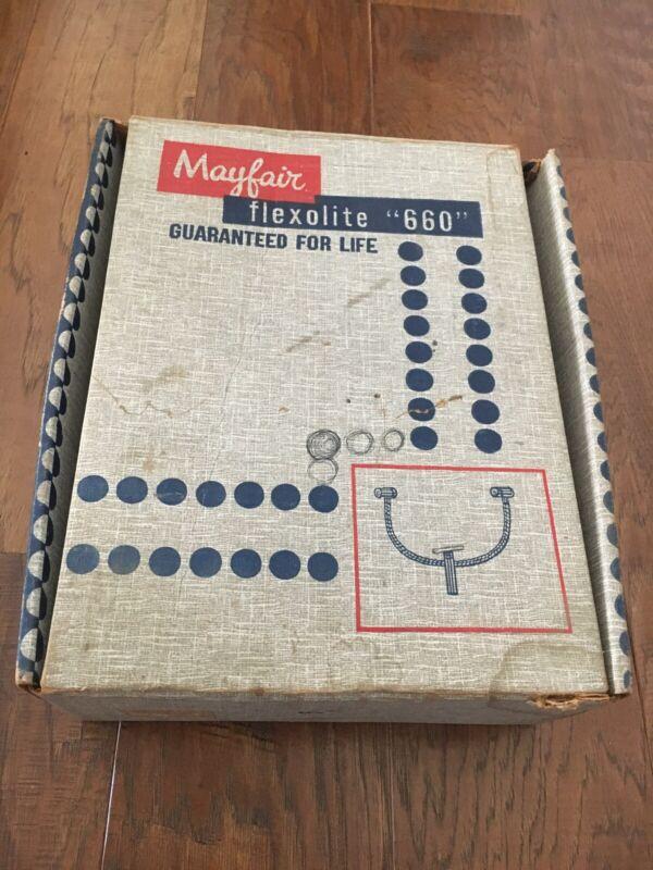 Vintage Mayfair Flexolite 660 *free Shipping