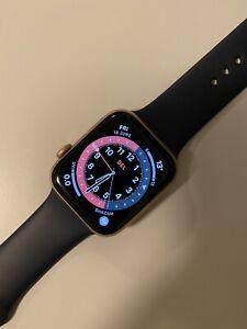 Apple Watch Series 4 (44mm) GPS Cellular (3 Permanent Black Spots)