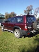 2002 Nissan Patrol Wagon Trangie Narromine Area Preview