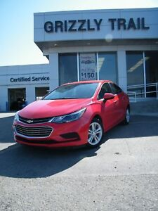 2017 Chevrolet Cruze LT Auto RED HOT CAR EQUIPPED WITH TEEN D...
