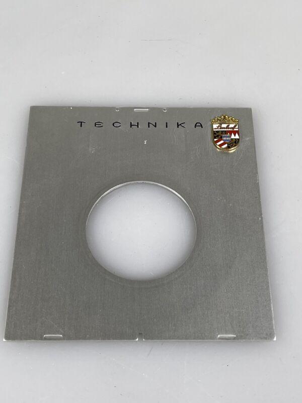 Linhof Technika III Original Lens Board For Copal #1