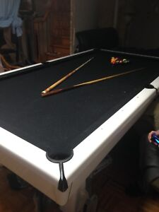 Pool table, Brunswick Home table