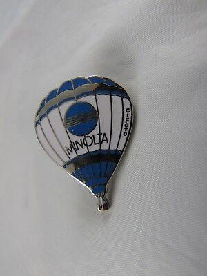 Albuquerque International Balloon Fiesta Hat Lapel Pin Minolta Balloon