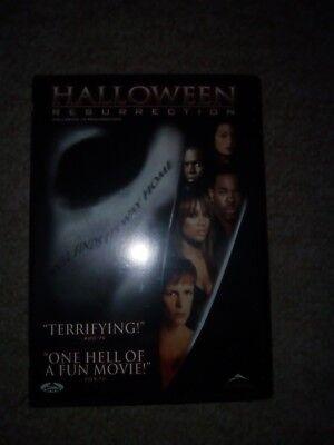 Halloween Resurrection DVD-Film in Englisch und Französisch ()