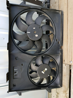 Commodore  thermal fans