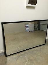 Metal-framed mirror Holsworthy Campbelltown Area Preview