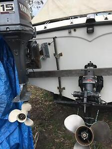 Mariner Pacer 22 with trailer and recon engine Samford Valley Brisbane North West Preview