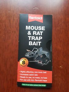 Rentokil Mouse&Rat Trap Bait