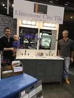 Kitchen & Bath by Limestone City Tile