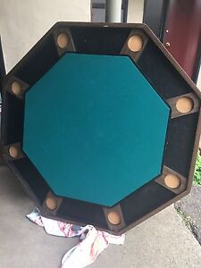 Poker Table / Bumper Pool