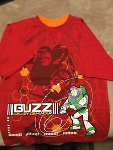 Boy's Buzz Light Year Shirt (New)