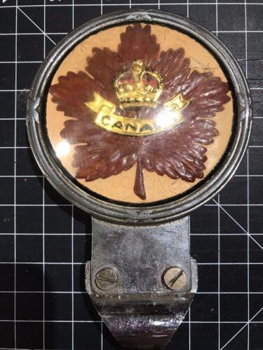 Canada Car Badge