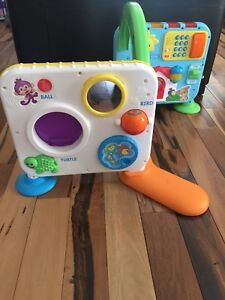 Fisher Price Laugh and Learn Crawl Around Learning Centre