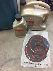 Dyna derby cover gaskets