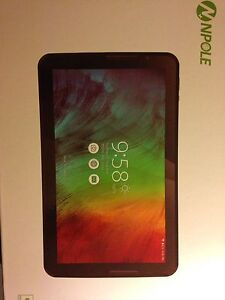 NPOLE Tablet Android 16G  10.6 Inch 5.1 Quad Core w/ghost armour