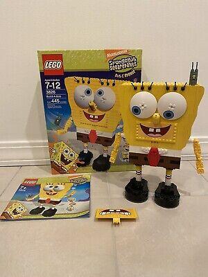 LEGO Spongebob Squarepants Build-A-Bob (3826)