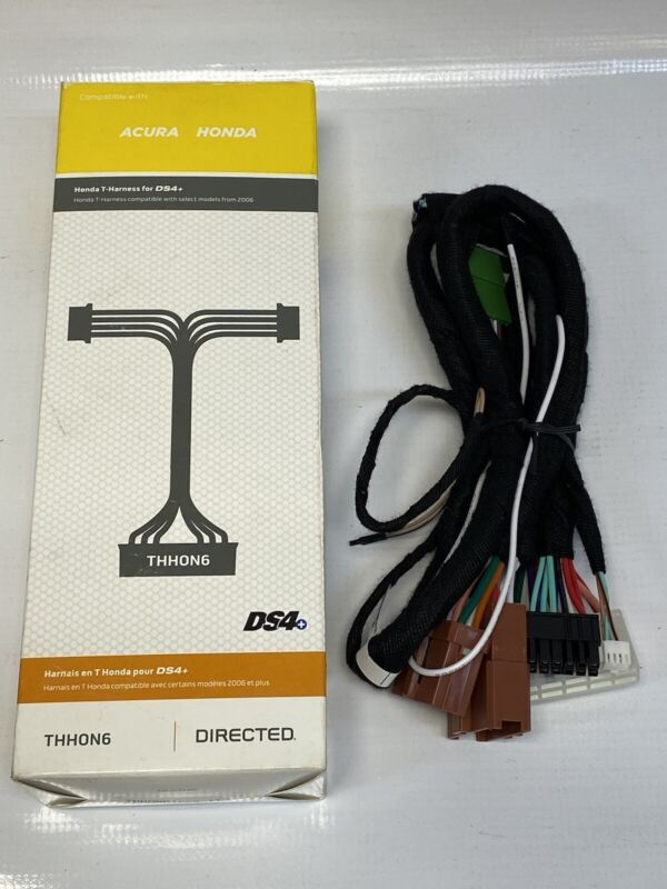 Directed THHON6 Honda/Acura T-Harness for DS4+