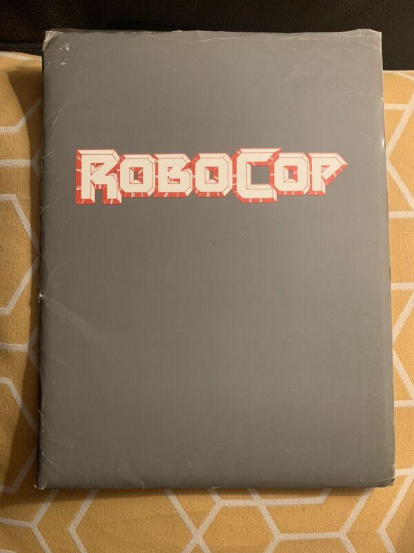 RoboCop 1987 Movie Press Kit 80's Glossy Photos 8x10 Rare