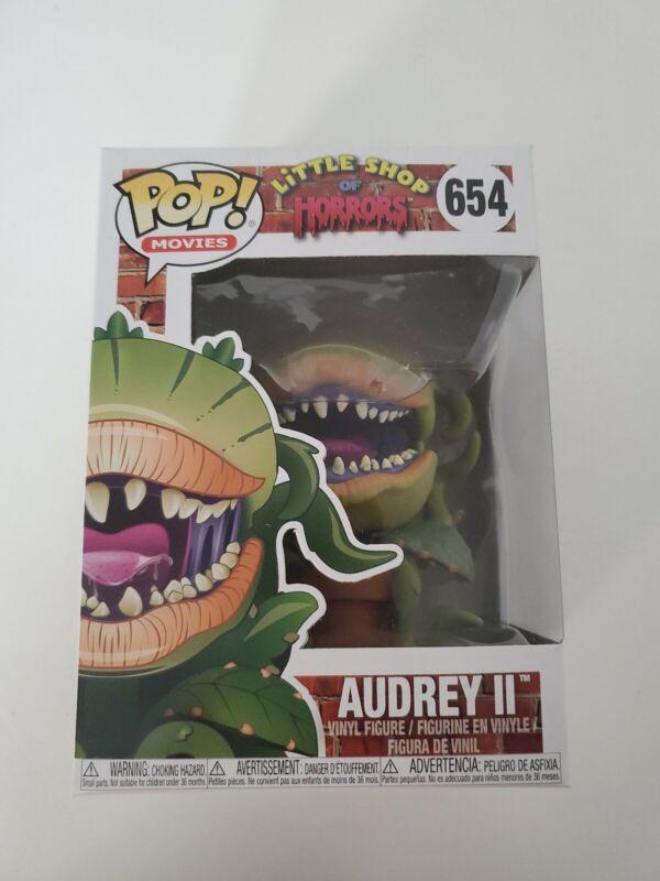 Little Shop Of Horrors Funko Pop Vinyl Audrey Fulquad