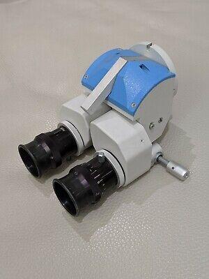 Moller-wedel Binoculars W12.5x Eyepieces For Surgical Microscope Winbuilt Iris