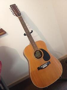 MOZART VINTAGE 12 string acoustic Berkeley Vale Wyong Area Preview