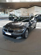 BMW 3er G21 330d xDrive Test