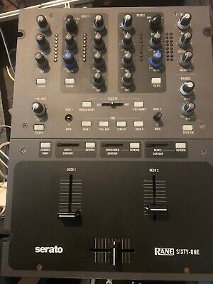 Rane Sixty-One Performance MixerGreat condition! Works perfectly