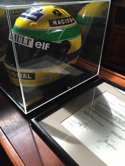 Swap Ayrton Senna limited edition helmet for GOLD ROLEX Melbourne CBD Melbourne City Preview