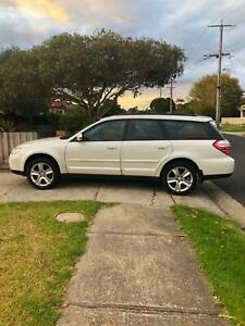 2007SUBARU OUTBACK $5000with RWC $5200 AUT LONG  REG