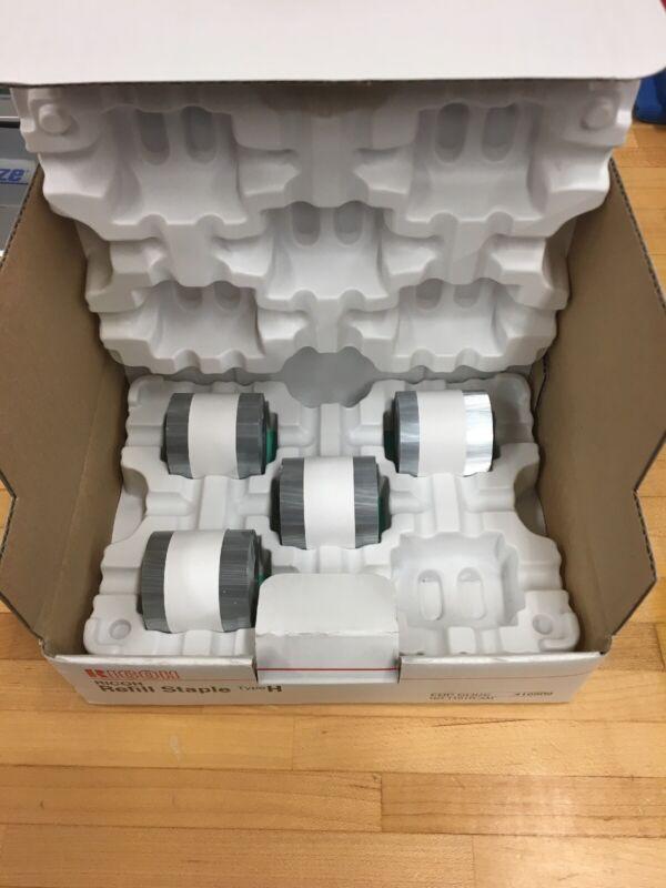 Ricoh Refill Staples Type H 4 Rolls EDP Code 410509