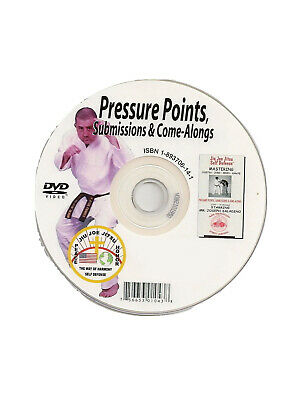 martial arts instructional dvd self defense jujitsu karate judo mma dvd PP