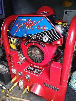 Hydramaster Spitfire 4.0 Truck Mount Carpet Machine 194hrs 96 Dodge Ram Cargo