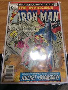 Iron Man ( 2 modern comics 1 Bronze Age)