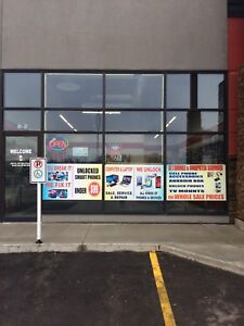 QUALITY PARTS AND SAME DAY CELL PHONE REPAIR AT MJ MOBILE
