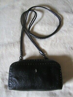 HENRY BEGUELIN BLACK CROSSBODY BAG